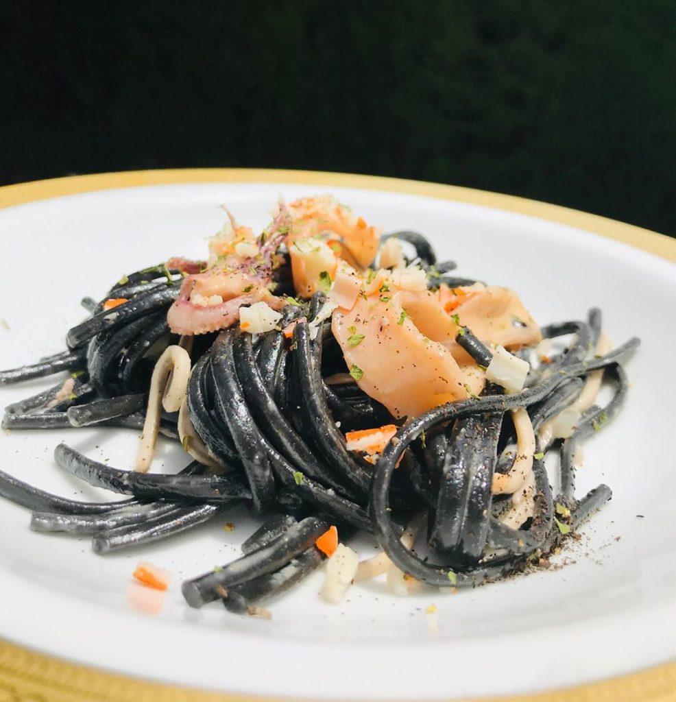 Espaguetis di mare